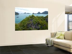 Ang Thong Marine Park by Austin Bush