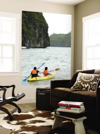 Kayaking at Ang Thong Marine Park