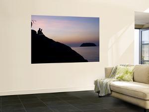 Sunset at Kata Beach by Austin Bush