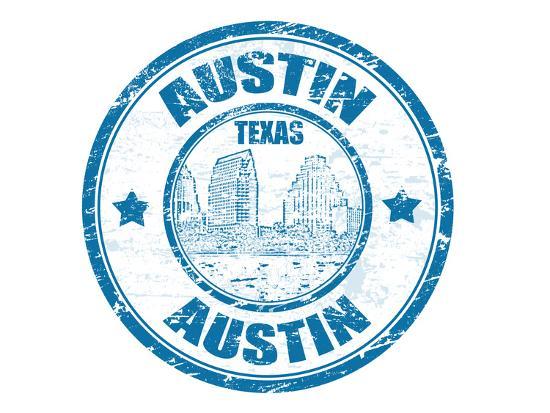 Austin Stamp-radubalint-Art Print