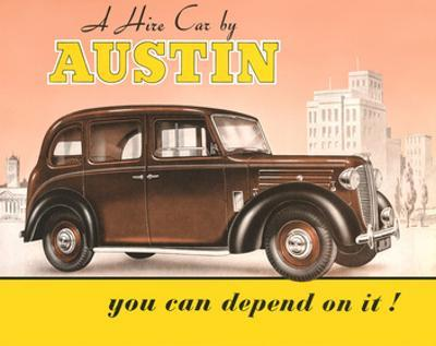 Austin - you Can Depend on it