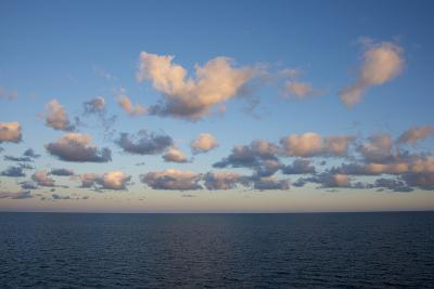 Australia, Adelaide. Sunrise with Cloud on the Indian Ocean-Cindy Miller Hopkins-Photographic Print