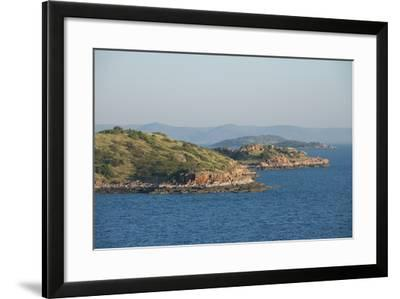 Australia, Kimberly Coast. Indian Ocean View of Kimberly, York Bay-Cindy Miller Hopkins-Framed Photographic Print