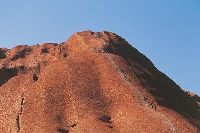 Australia, Northern Territory, Uluru-Kata Tjuta National Park--Giclee Print