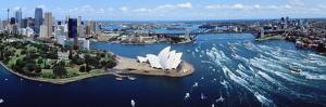 Australia, Sydney, Aerial