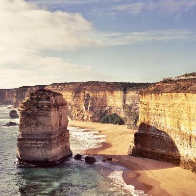 Australia, Victoria, Great Ocean Road, Port Campbell National Park, the Twelve Apostles- Staskulesh-Photographic Print
