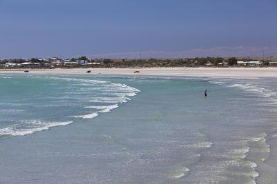Australia, Yorke Peninsula, Wallaroo, Beach-Walter Bibikow-Photographic Print