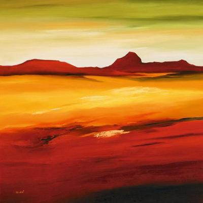 Australian Landscape II-Andre-Art Print
