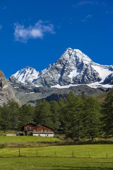 Austria, East Tyrol, High Tauern National Park, Gro?glockner (Mountain-Gerhard Wild-Photographic Print