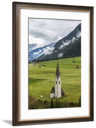 Austria, East Tyrol, Kals (Town), Kirche St. Georg-Gerhard Wild-Framed Photographic Print