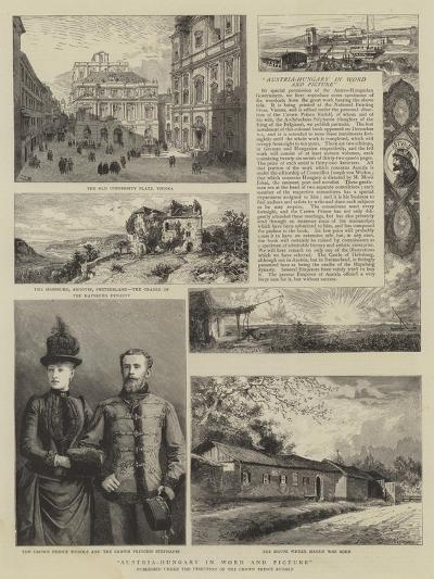 Austria-Hungary in Word and Picture--Giclee Print