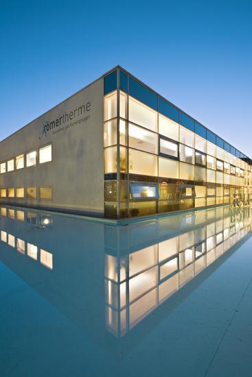 Austria, Thermal Bath, Roman Thermal Bath, Health Resort Centre-Rainer Mirau-Photographic Print