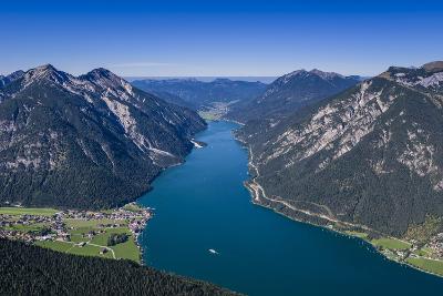 Austria, Tyrol, Achensee Region, Karwendel Mountains, Pertisau-Udo Siebig-Photographic Print