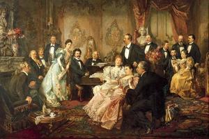 Austria, Vienna, a Night with Johann Strauss