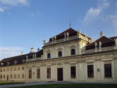 Austria, Vienna, Belvedere, Lower Belvedere, 1714-1716--Giclee Print