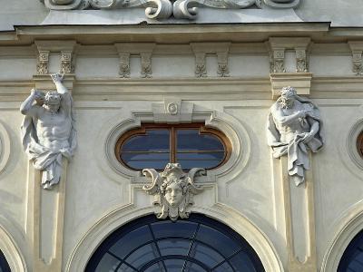 Austria, Vienna, Belvedere, Upper Belvedere 1717-1723--Giclee Print