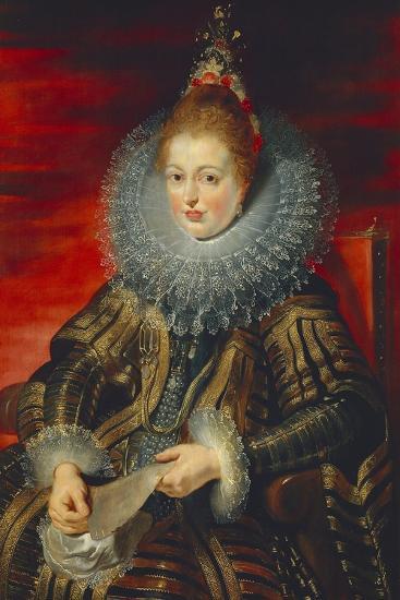 Austria, Vienna, Portrait of Infanta Isabella Clara Eugenia of Habsburg--Giclee Print