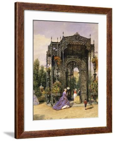 Austria, Vienna, Prater, Detail--Framed Giclee Print