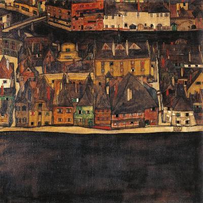 Austria, Vienna, Small City II or the Small City III, 1912-13-Eleuterio Pagliano-Giclee Print