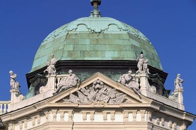 Austria, Vienna, Upper Belvedere Palace--Giclee Print