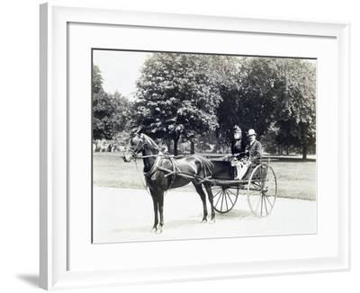 Austrian Composer Eduard Strauss--Framed Giclee Print