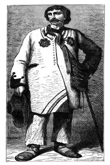 Austrian Peasant, C1890--Giclee Print