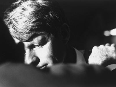 Author Teddy White Consoling Sen. Robert Kennedy after Losing the Oregon Primary-Bill Eppridge-Photographic Print