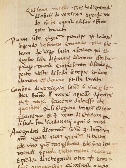 Autographed Page from Secreta Fidelium Crucis--Giclee Print