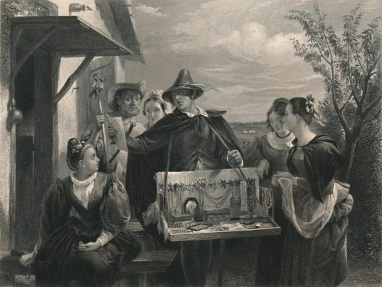 'Autolycus (The Winter's Tale)', c1870-Unknown-Giclee Print
