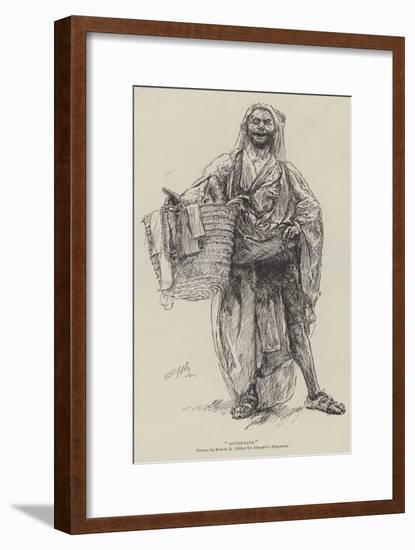Autolycus-Edwin Austin Abbey-Framed Giclee Print