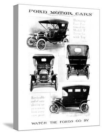 Automobile Advertisement