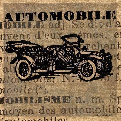 Automobile-Lisa Ven Vertloh-Art Print