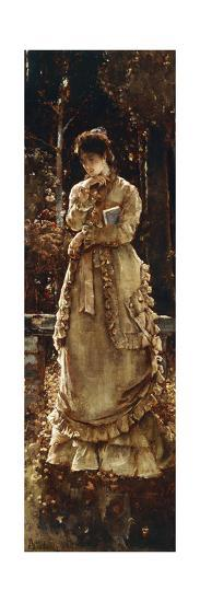 Autumn, 1874-Alfred Emile L?opold Stevens-Giclee Print