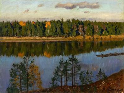 Autumn, 1930-Stanislav Yulianovich Zhukovsky-Giclee Print