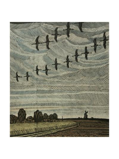 Autumn, 1979-Masabikh Akhunov-Giclee Print