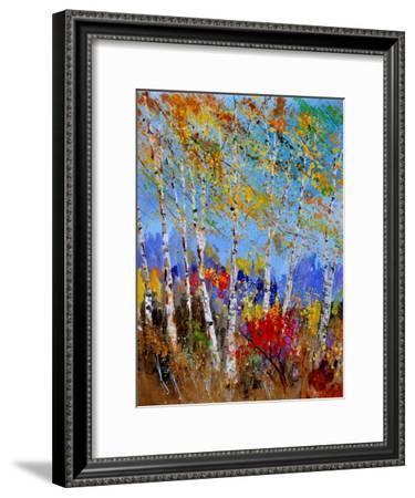 Autumn 4111-Pol Ledent-Framed Art Print