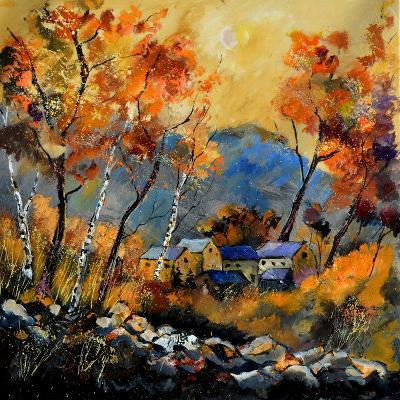 Autumn 8851-Pol Ledent-Art Print