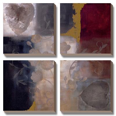 Autumn Accent Floral and Still Life I-Tandi Venter-Canvas Art Set
