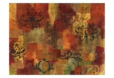 Autumn Blooms-Smith Haynes-Art Print
