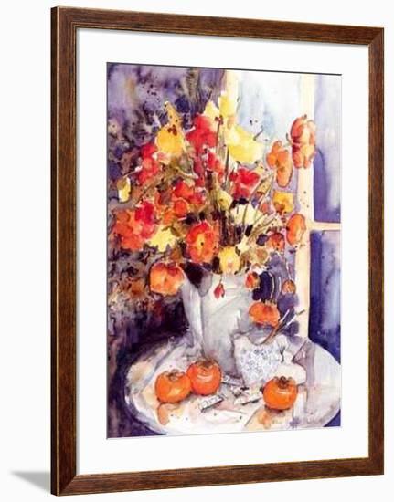 Autumn Bouquet-Alie Kruse-Kolk-Framed Art Print