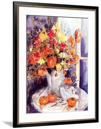 Autumn Bouquet-Alie Kruse-Kolk-Framed Art Print