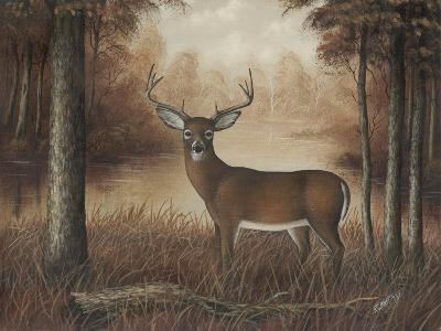 Autumn Buck-Robert Wavra-Giclee Print
