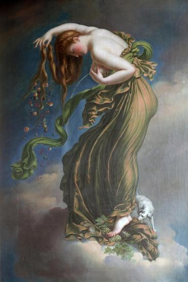 Autumn, C1887- 1924-Anne-Louis Girodet de Roussy-Trioson-Giclee Print