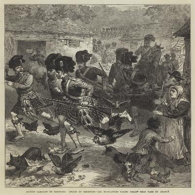 Autumn Campaign on Dartmoor--Giclee Print