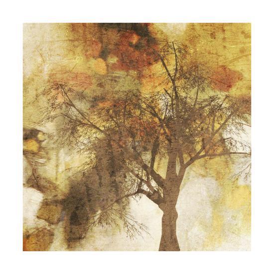 Autumn Colored II-Irena Orlov-Art Print