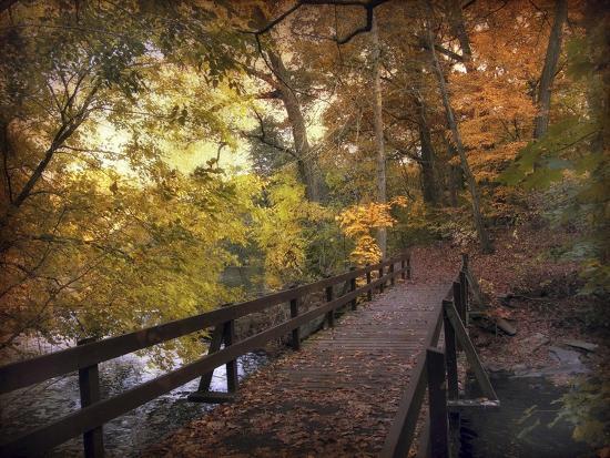 Autumn Crossing-Jessica Jenney-Giclee Print