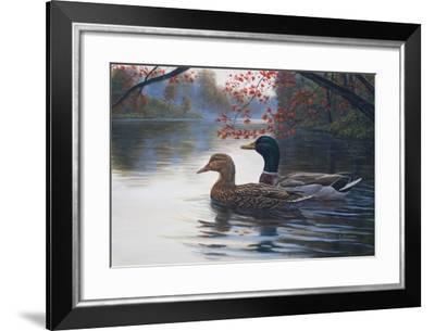 Autumn Cruise-Bruce Dumas-Framed Giclee Print