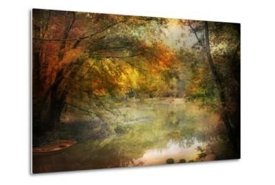 Autumn Dream-John Rivera-Metal Print