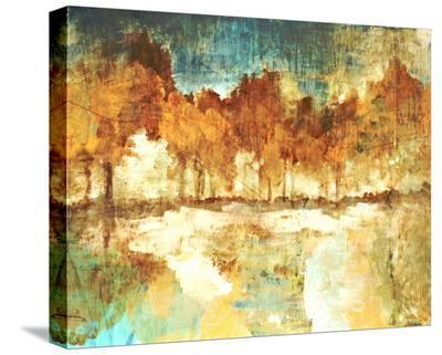 Autumn Explosion IV--Stretched Canvas Print