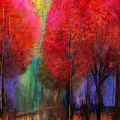 Autumn Expression--Art Print